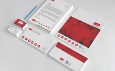 design the Letterhead in Ms Word small2