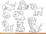 draw any kind of illustration cartoon vector cute clip art etc