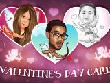 draw an amazing Valentine CUPID gift