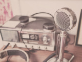 record a voice over in English