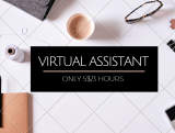 do Professional Virtual Assistance Service for 3h