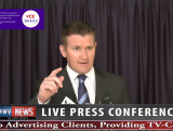 present a Press Conference