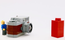 make a Lego image out of your favourite image or occasion
