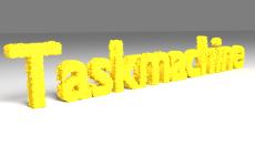 make a text dissolve animation
