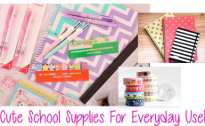 send you cute Japanese school supplies