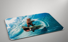 print a custom mouse pad