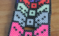 make a wearable bead sprite bow or bow tie