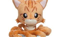 give you Exclusive Orange Tabby Tentacle Kitty
