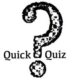 quickquiz