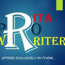 ritaprowriter