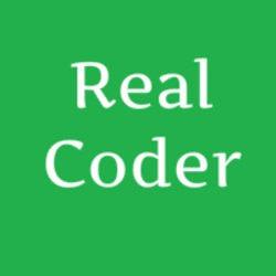 real_coder