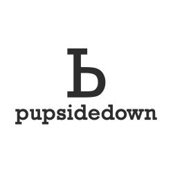 pupsidedown