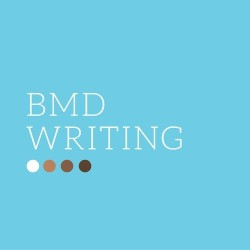 bmdwriting