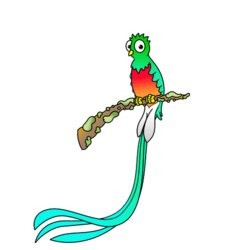 quetzalito
