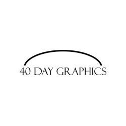 fortydaygraphic