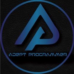 adeptprogrammer