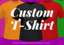 print Custom Shirt and ship