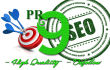 strong Backlink on High Quality PR9 Homepage