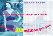 promote your link among 15 millions real fb users