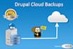 setup automated cloud backups of your Drupal website