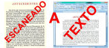 transcribe images or documents PDF to text