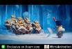 create Christmas Minion Funny Intro video for logo