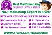 do complete MailChimp Campaign