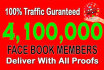 make a promotion for your product or service
