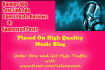 add Your Banner Ad at HQ Music Site for 6 Months