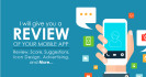 test your mobile APP and give you a Complete review