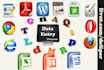 do data entry,PDF to Excel or word document,copy and paste from websites