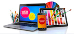 make Effective and colorful HTML and WordPress Web Site