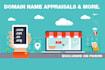 appraise your domain names