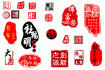 translate your name or your company name into Chinese with a Chinese stamp