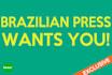 provide a brazilian media contact list