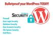 bullet proof your WordPress