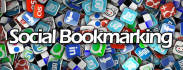 manually Submit your Site URL over 50 Bookmarking site