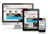 do responsive website with cms for you