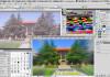 edit photo, add effects