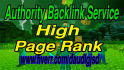 creat manually 45 PR9 to PR6 Backlinks in seo