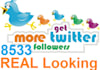 add 1500 real twitter followers to your twittter profile who are active twitter followers