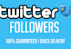 add real high quality 5200+AAA+ twitter followers for lifetime staying twitter followers