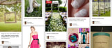 create an online pin board on Pinterest full of wedding ideas for your wedding