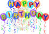 sing happy birthday in a video