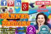 do Google ads Social media design