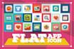 design a professional flat app Icon