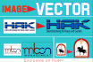 do vector trace your logo design
