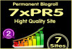 give permanent link blogroll at 7 sites 7xPR5