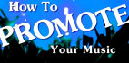 give you top 10 MUSIC promotion tips