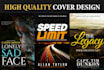 design Amazing Ebook Cover less than 24 hours